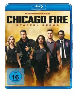 Chicago Fire - Staffel 6, Taylor Kinney,Monica Raymund Jesse Spencer