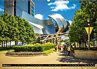 Chicago Impressionen (Wandkalender 2019 DIN A2 quer) - Produktdetailbild 1
