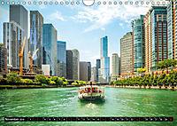 Chicago Impressionen (Wandkalender 2019 DIN A4 quer) - Produktdetailbild 11