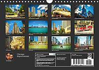 Chicago Impressionen (Wandkalender 2019 DIN A4 quer) - Produktdetailbild 13