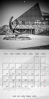 CHICAGO Monochrome Views (Wall Calendar 2019 300 × 300 mm Square) - Produktdetailbild 6