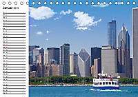 CHICAGO Stadtzentrum (Tischkalender 2019 DIN A5 quer) - Produktdetailbild 1