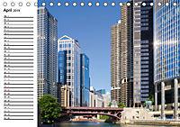 CHICAGO Stadtzentrum (Tischkalender 2019 DIN A5 quer) - Produktdetailbild 4