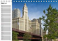 CHICAGO Stadtzentrum (Tischkalender 2019 DIN A5 quer) - Produktdetailbild 3