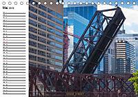 CHICAGO Stadtzentrum (Tischkalender 2019 DIN A5 quer) - Produktdetailbild 5