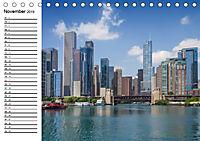 CHICAGO Stadtzentrum (Tischkalender 2019 DIN A5 quer) - Produktdetailbild 11