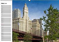 CHICAGO Stadtzentrum (Wandkalender 2019 DIN A2 quer) - Produktdetailbild 3