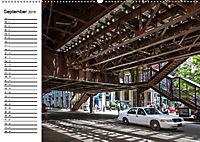 CHICAGO Stadtzentrum (Wandkalender 2019 DIN A2 quer) - Produktdetailbild 9