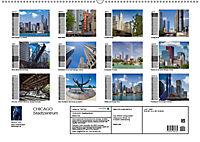 CHICAGO Stadtzentrum (Wandkalender 2019 DIN A2 quer) - Produktdetailbild 13