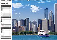 CHICAGO Stadtzentrum (Wandkalender 2019 DIN A2 quer) - Produktdetailbild 1