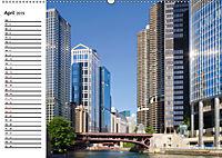 CHICAGO Stadtzentrum (Wandkalender 2019 DIN A2 quer) - Produktdetailbild 4