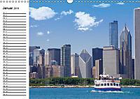 CHICAGO Stadtzentrum (Wandkalender 2019 DIN A3 quer) - Produktdetailbild 5