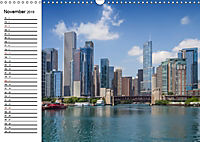 CHICAGO Stadtzentrum (Wandkalender 2019 DIN A3 quer) - Produktdetailbild 11