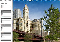 CHICAGO Stadtzentrum (Wandkalender 2019 DIN A3 quer) - Produktdetailbild 3