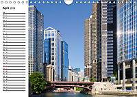 CHICAGO Stadtzentrum (Wandkalender 2019 DIN A4 quer) - Produktdetailbild 4