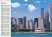 CHICAGO Stadtzentrum (Wandkalender 2019 DIN A4 quer) - Produktdetailbild 1