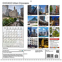 CHICAGO Urban Cityscapes (Wall Calendar 2019 300 × 300 mm Square) - Produktdetailbild 13