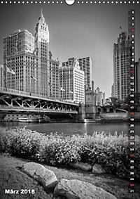 CHICAGO Vertikale Impressionen (Wandkalender 2018 DIN A3 hoch) Dieser erfolgreiche Kalender wurde dieses Jahr mit gleich - Produktdetailbild 3