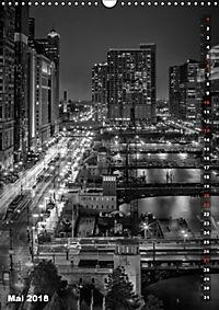 CHICAGO Vertikale Impressionen (Wandkalender 2018 DIN A3 hoch) Dieser erfolgreiche Kalender wurde dieses Jahr mit gleich - Produktdetailbild 5