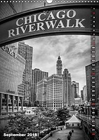 CHICAGO Vertikale Impressionen (Wandkalender 2018 DIN A3 hoch) Dieser erfolgreiche Kalender wurde dieses Jahr mit gleich - Produktdetailbild 9