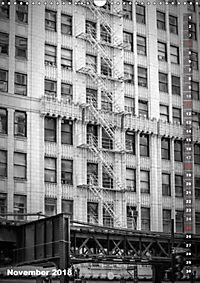 CHICAGO Vertikale Impressionen (Wandkalender 2018 DIN A3 hoch) Dieser erfolgreiche Kalender wurde dieses Jahr mit gleich - Produktdetailbild 11