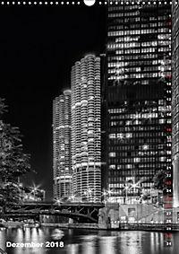 CHICAGO Vertikale Impressionen (Wandkalender 2018 DIN A3 hoch) Dieser erfolgreiche Kalender wurde dieses Jahr mit gleich - Produktdetailbild 12