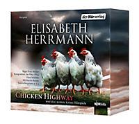 CHICKEN HIGHWAY und drei weitere Krimi-Hörspiele, 4 Audio-CDs - Produktdetailbild 1