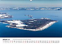 Chiemsee aus der Luft (Wandkalender 2019 DIN A2 quer) - Produktdetailbild 1