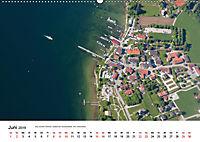 Chiemsee aus der Luft (Wandkalender 2019 DIN A2 quer) - Produktdetailbild 6
