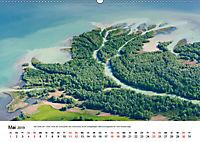 Chiemsee aus der Luft (Wandkalender 2019 DIN A2 quer) - Produktdetailbild 5