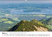 Chiemsee aus der Luft (Wandkalender 2019 DIN A2 quer) - Produktdetailbild 3