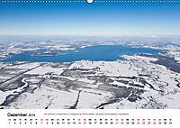 Chiemsee aus der Luft (Wandkalender 2019 DIN A2 quer) - Produktdetailbild 12