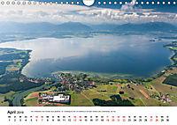 Chiemsee aus der Luft (Wandkalender 2019 DIN A4 quer) - Produktdetailbild 4