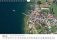 Chiemsee aus der Luft (Wandkalender 2019 DIN A4 quer) - Produktdetailbild 6