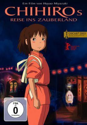 Chihiros Reise ins Zauberland, Hayao Miyazaki, Cindy Davis Hewitt, Donald H. Hewitt