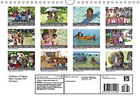 Children of Papua New Guinea (UK Version) (Wall Calendar 2019 DIN A4 Landscape) - Produktdetailbild 13