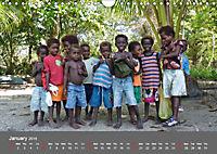 Children of Papua New Guinea (UK Version) (Wall Calendar 2019 DIN A4 Landscape) - Produktdetailbild 1