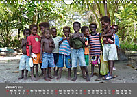 Children of Papua New Guinea (UK Version) (Wall Calendar 2019 DIN A4 Landscape) - Produktdetailbild 1