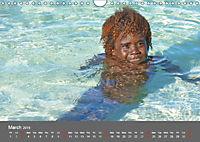 Children of Papua New Guinea (UK Version) (Wall Calendar 2019 DIN A4 Landscape) - Produktdetailbild 3
