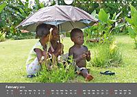 Children of Papua New Guinea (UK Version) (Wall Calendar 2019 DIN A4 Landscape) - Produktdetailbild 2