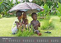 Children of Papua New Guinea (UK Version) (Wall Calendar 2019 DIN A4 Landscape) - Produktdetailbild 2