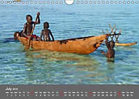 Children of Papua New Guinea (UK Version) (Wall Calendar 2019 DIN A4 Landscape) - Produktdetailbild 7