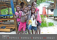 Children of Papua New Guinea (UK Version) (Wall Calendar 2019 DIN A4 Landscape) - Produktdetailbild 8