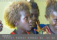 Children of Papua New Guinea (UK Version) (Wall Calendar 2019 DIN A4 Landscape) - Produktdetailbild 12