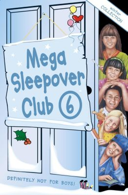 Children's - E-books - Fiction: Mega Sleepover 6: Winter Collection (The Sleepover Club), Sue Mongredien, Fiona Cummings