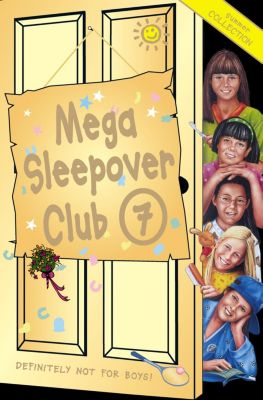 Children's - E-books - Fiction: Mega Sleepover 7: Summer Collection (The Sleepover Club), Narinder Dhami, Angie Bates