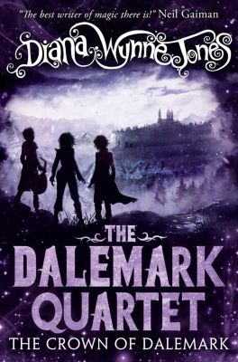 Children's - E-books - Fiction: The Crown of Dalemark (The Dalemark Quartet, Book 4), Diana Wynne Jones