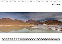 Chile Atacama Wüste - XXL Panoramen (Tischkalender 2019 DIN A5 quer) - Produktdetailbild 2