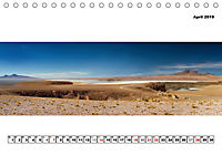 Chile Atacama Wüste - XXL Panoramen (Tischkalender 2019 DIN A5 quer) - Produktdetailbild 4