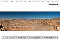 Chile Atacama Wüste - XXL Panoramen (Tischkalender 2019 DIN A5 quer) - Produktdetailbild 9